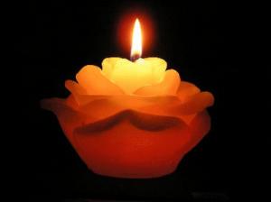 bougie fleur 300x224 Tendre vers léquilibre