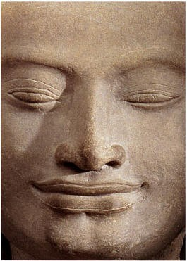 Sourire Bouddha