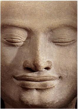 Sourire Bouddha