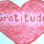 Coeur de gratitude - loi de la gratitude